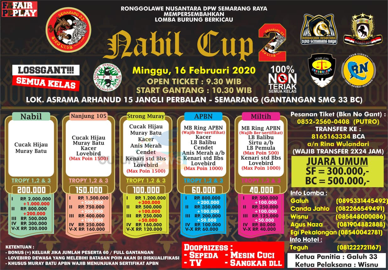 NABIL CUP 2